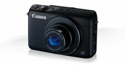 Canon PowerShot N100 HS czarny