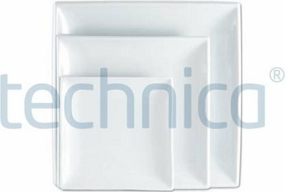 Isabell Talerz płytki kwadratowy 235x235 mm | , 387071 STALGAST-387071