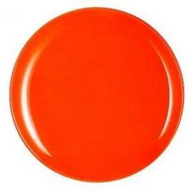 Luminarc Talerz deserowy Arty Pomarańczowy 20 cm