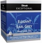 Dilmah Exceptional Elegant Earl Grey 20 torebek