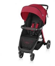 Baby Design CLEVER 02 RED