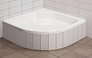 Aquaform Standard 80x80 biały 200-18503