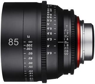 Samyang XEEN 85mm T1.5 FF CINE Canon EF