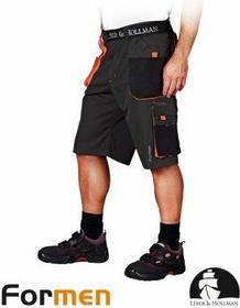 Leber & Hollman spodnie ROBOCZE KRÓTKIE LH-FMN-TS SBP roz. M LH-FMN-TS SBP M