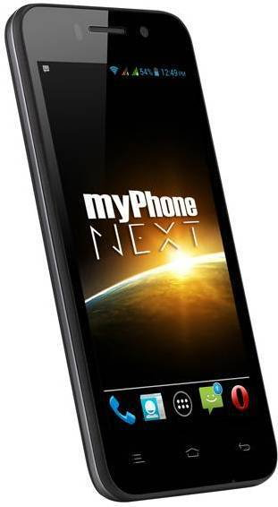 myPhone NEXT