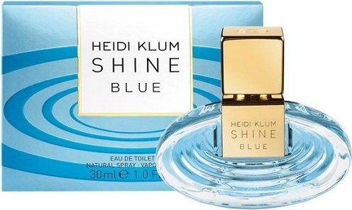 Heidi Klum Shine Blue woda toaletowa 50ml