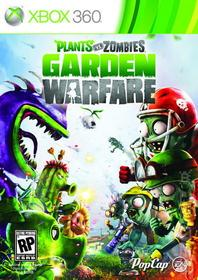 Plants vs Zombies: Garden Warfare Xbox 360