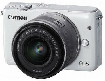 Canon EOS M10 inne zestawy