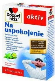 Queisser Pharma Doppelherz Aktiv Na Uspokojenie 20 szt.