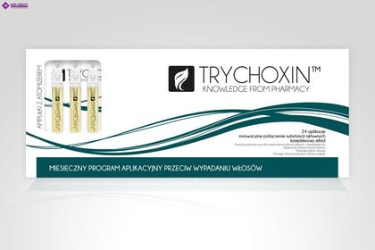 Trychoxin Ampułki serum dla wzmocnienia włosów słabych i wypadająceających (CENA za
