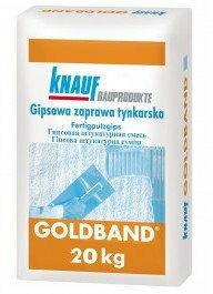 Knauf Goldband gipsowa zaprawa tynkarska 20kg