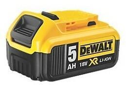 DEWALT Oryginalny akumulator do elektronarzędzi 18V 1.3Wh Li-Ion DCB181, DCB182,