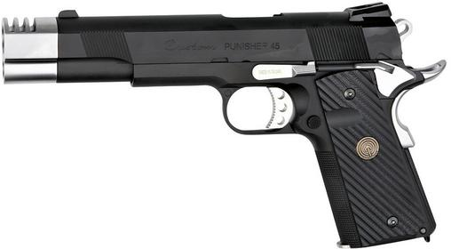Action Sport Games Pistolet Punisher 1911 Dual Tone (17148)