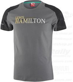 Mercedes T-shirt t-shirt męska Puma Hamilton AMG Petronas F1 Team 2014