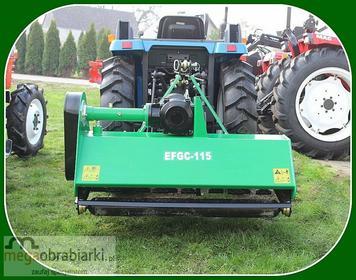 IMPORT GEO Kosiarka traktorowa bijakowa EFGC115