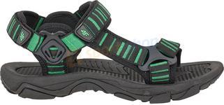 4F Sandały męskie SAM001 (zielony) C4L16 SAM001