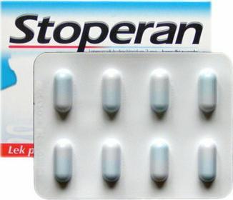 US Pharmacia Stoperan 8 szt.