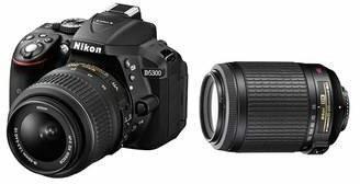 Nikon D5300 + 18-55 VR II + 55-200 VR II