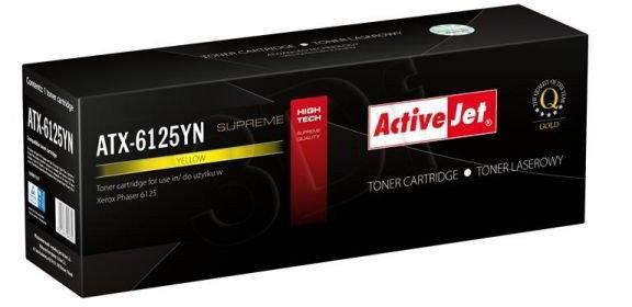 ActiveJet ATX-6125YN zamiennik Xerox 106R01337