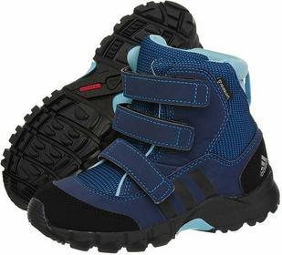 Adidas Buty Holtanna Snow CF I (AD334-c) granatowy