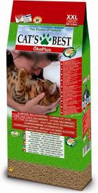 Cats Best JRS Eco Plus - Żwirek drewniany zbrylający 2x40l/36kg