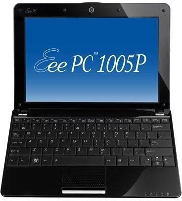 """Asus Eee05P 10,1"""", Atom 1,66GHz, 1GB RAM, 250GB HDD"""