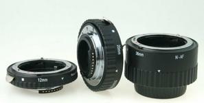 Phottix Zestaw 3 pierścieni makro