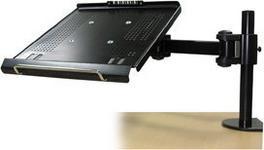 Uchwyt na notebooka (laptopa) do blatu biurka Lindy 40732