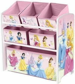 Delta Pojemnik na zabawki (Disney Księżniczki)