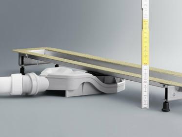 Viega Advantix Vario Basic 1200 odwodnienie liniowe 67 mm bez rusztu 687618