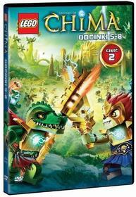Galapagos LEGO CHIMA, CZĘŚĆ 2 (ODCINKI 5-8)