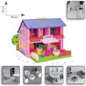 Wader Domek dla lalek - Play House