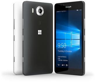 Microsoft Lumia 950 Dual Sim LTE Czarny