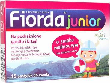 PhytoPharm Fiorda Junior 15 szt.