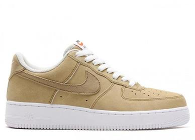 Nike Air Force 1 488298-208 beżowy