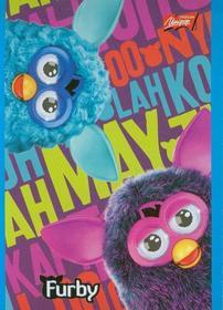 Notatnik A7 Furby w kratkę 50 stron-