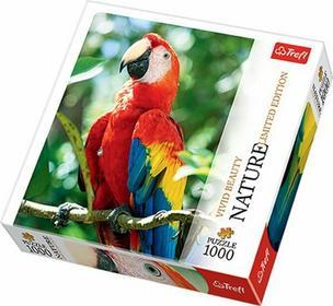 Trefl Nature Ara czerwona 10516