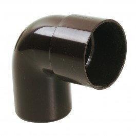 Scala Plastics Kolano 50/87 brązowe