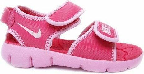 Nike buty dla dzieci - CITY SANDAL PNK/SFT-PNK (600)