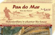 Filety z makreli w pikantnym sosie 120g BIO - Pan Do Mar