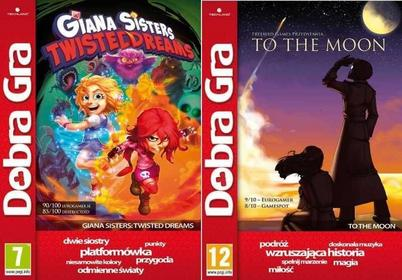 Techland Pak 2 To the Moon + Giana Sisters PC