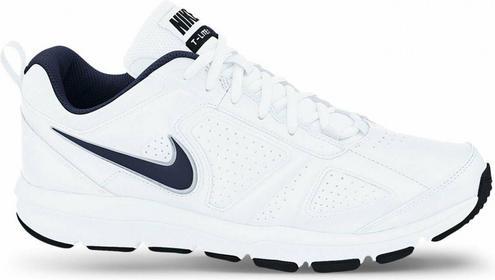 Nike T-Lite XI 616544-101 biało-granatowy