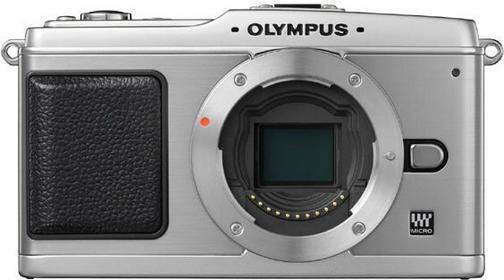 Olympus Pen E-P1 body srebrny