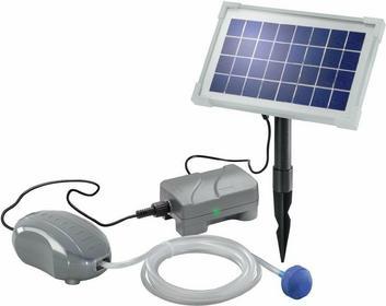 Esotec Napowietrzacz solarny 101872 maks. 120 l / h