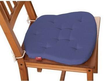 Dekoria Siedzisko na krzesło Filip na krzesło Taffeta niebieski
