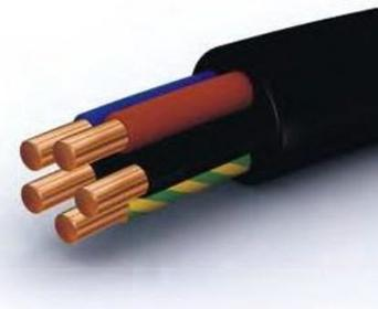Kable i Przewody wyprodukowane w UE Kabel ziemny YKY 5x185 NYY-J/O 0,6/1kV