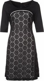 Expresso BABS Sukienka koktajlowa czarny EX121C02H-Q11