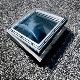 Velux Okno otwierane do płaskiego dachu CVP 0673Q antywłamaniowe CVP0673Q150150