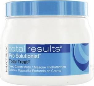 Matrix Total Results Pro Solutionist Total Treat Maseczka regenerująca 500ml