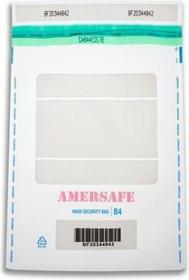 AMERSAFE Koperta bezpieczne transparentne B4 (500 szt.) (przezroczyste) 20120907